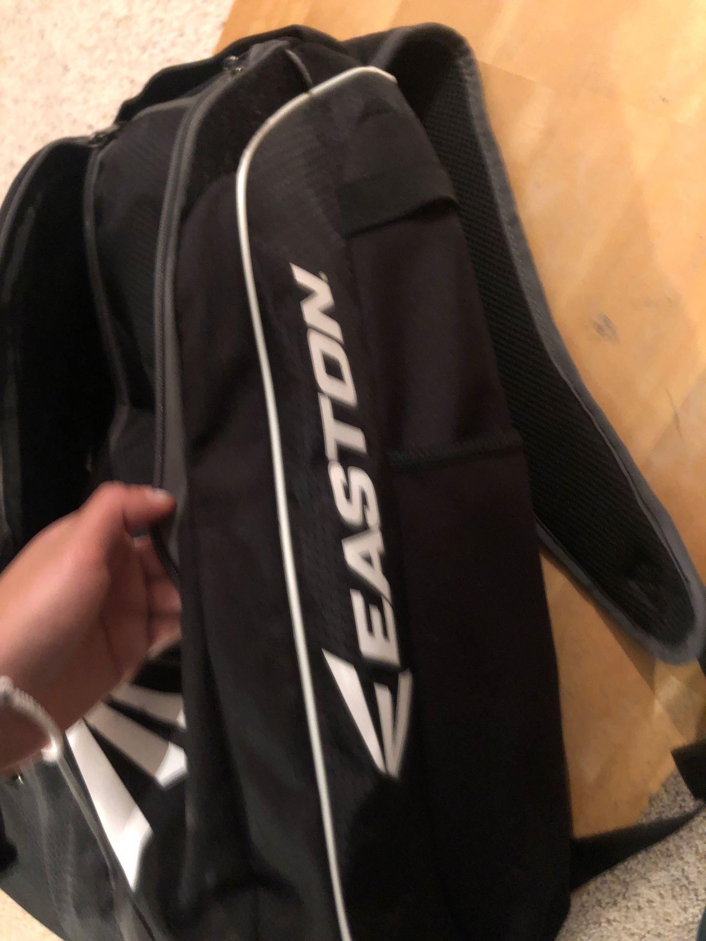 easton baseball/ softball backpack