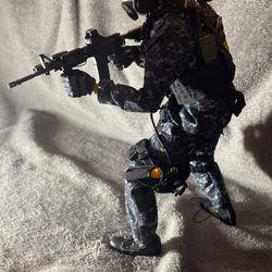 Navy Operative Figure Thumbnail