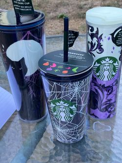 Starbucks Halloween 2021 Tumbler Bundle  Thumbnail