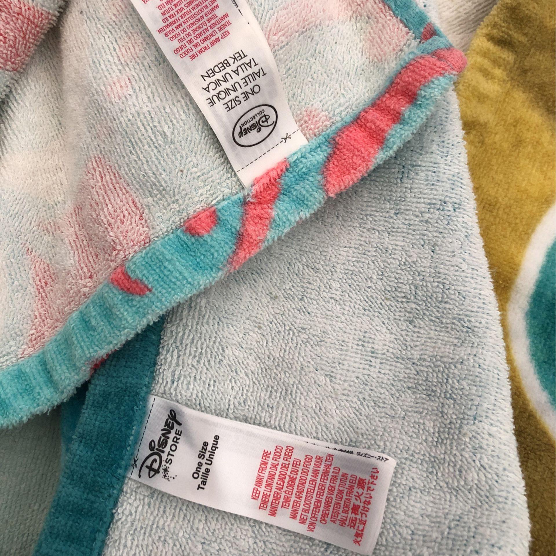 Kids Beach Towels Seimminh Pool Dora Elena Of Avalor Olaf Frozen Disney Store