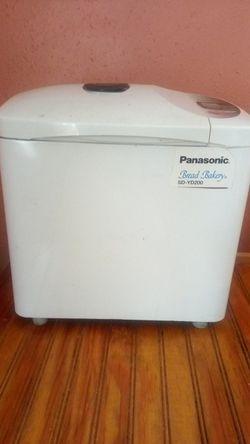 Panasonic SD-YD200 Bread Maker Thumbnail