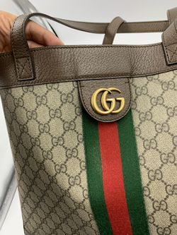 Gucci Ophidia GG Medium Tote Thumbnail