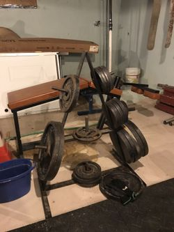 Weightlifting equipment 800 or best Thumbnail