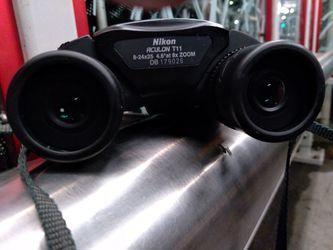 Nikon binoculars w/case Thumbnail
