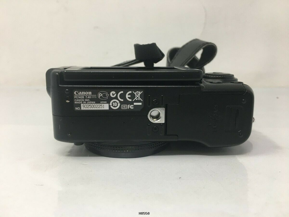 Canon PowerShot G11 10MP Digital Camera +WARRANTY!