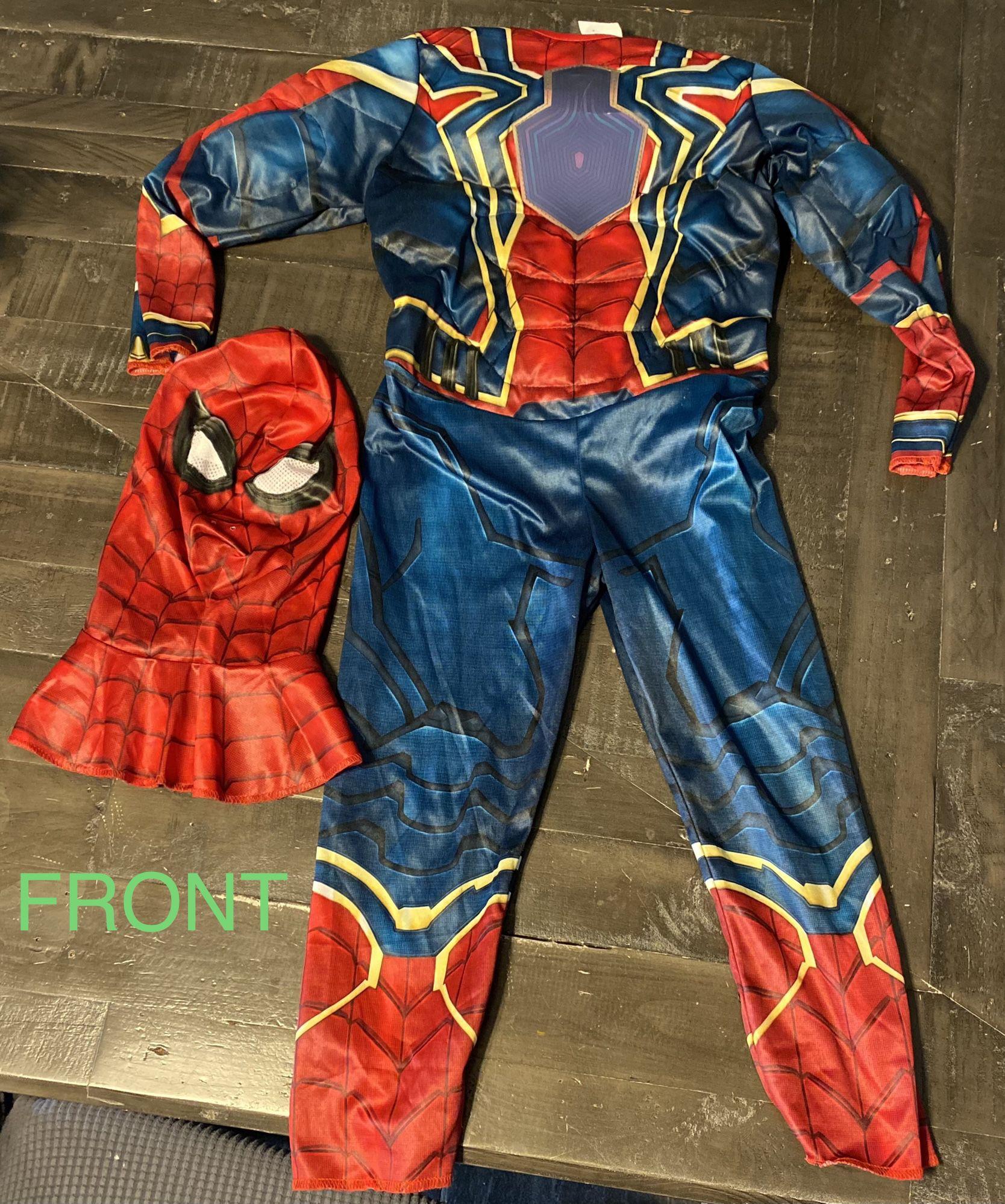 Iron Spider-Man Costume SMALL