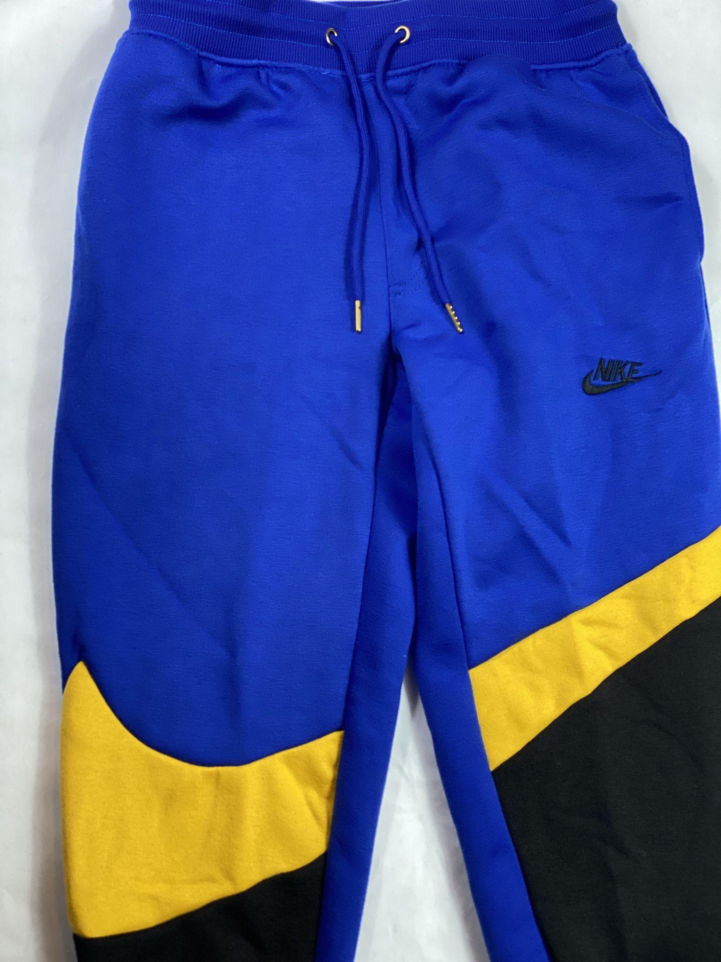 Blue Nike Sweatsuit Sz S