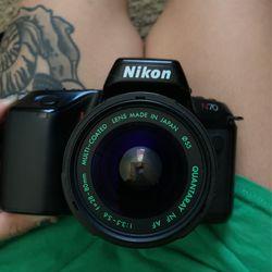 Nikon Film Camera Thumbnail