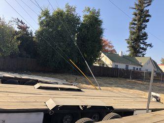 Heavy duty hauler with 12k winch Thumbnail