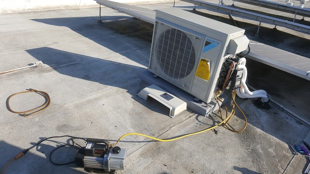Daikin Mini Split Ac Heater Air Conditioner Heat Pump Inverter