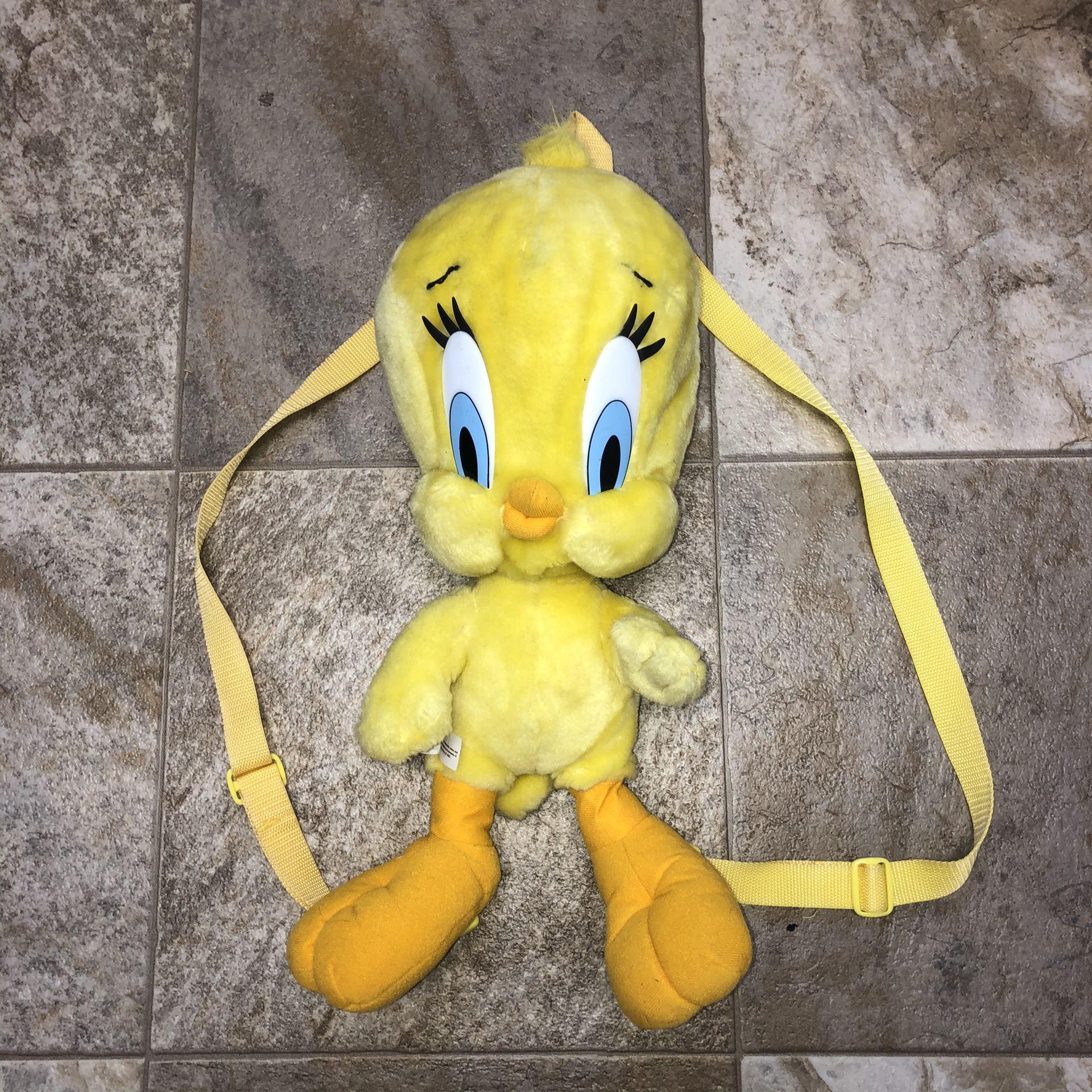 1990s Tweety Bird BackPack
