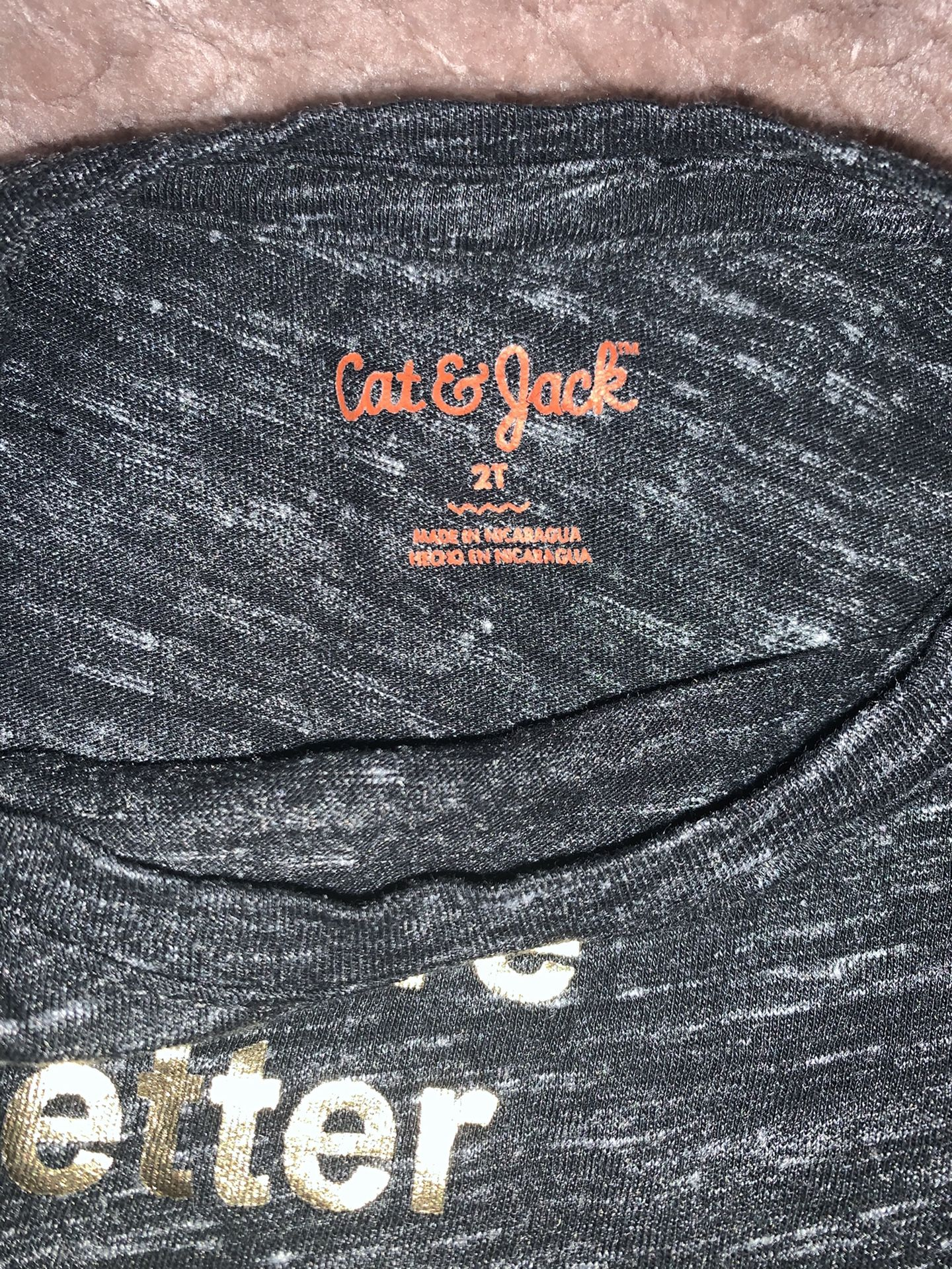 Girl Toddler T-shirts Size 2t-3t