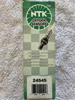 NTK Oxygen Sensors 24545 NGK Oxygen Sensor - NGK/NTK Packaging Thumbnail