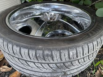 """24"""" Rims And Wheelss For Sale Thumbnail"""