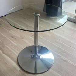 Glass Bistro table Thumbnail