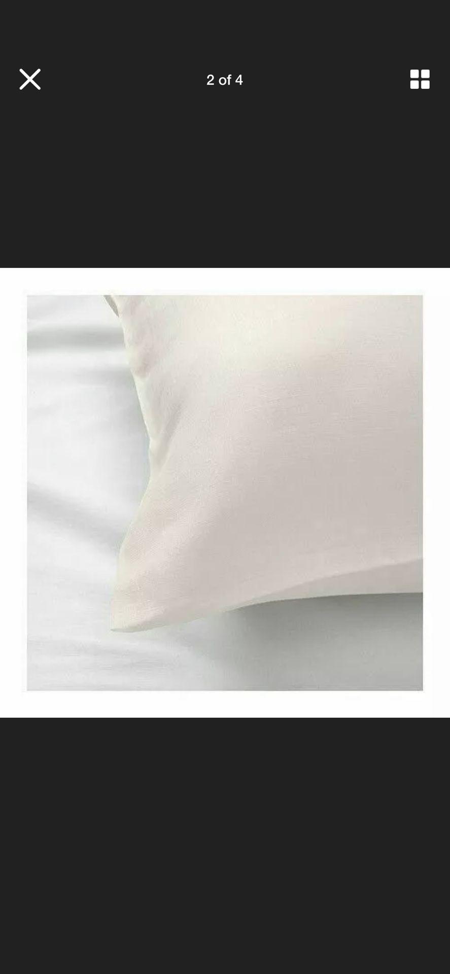 100% linen queen pillow cases Set Of 2