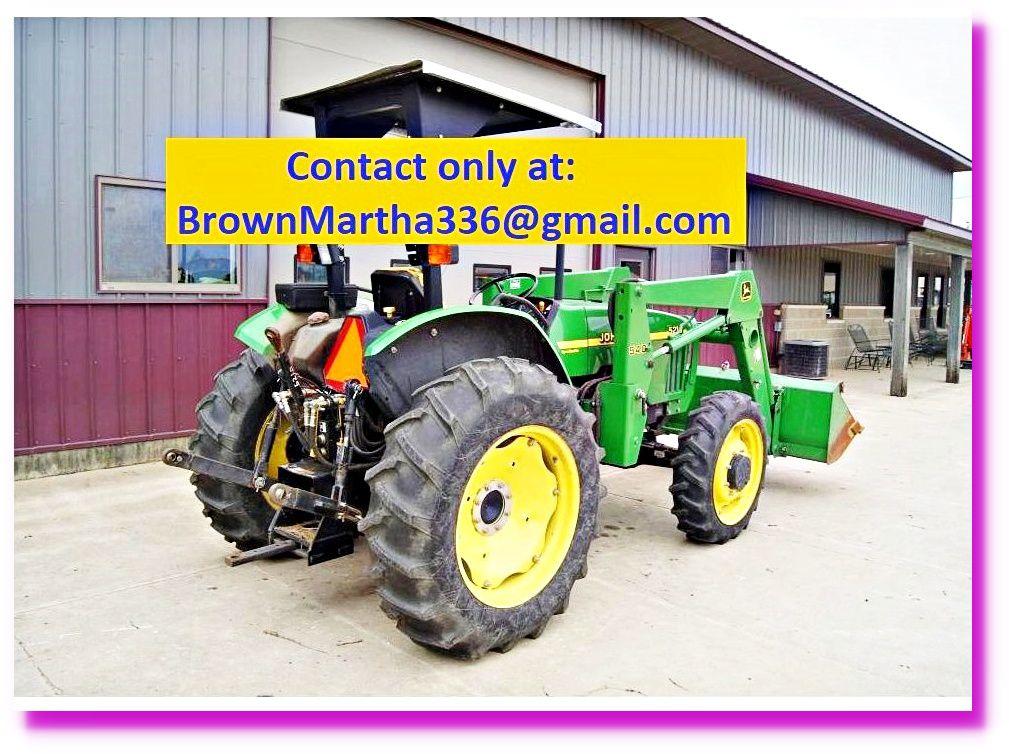1999 JOHN DEERE - 5210 Tractors - 53 HP