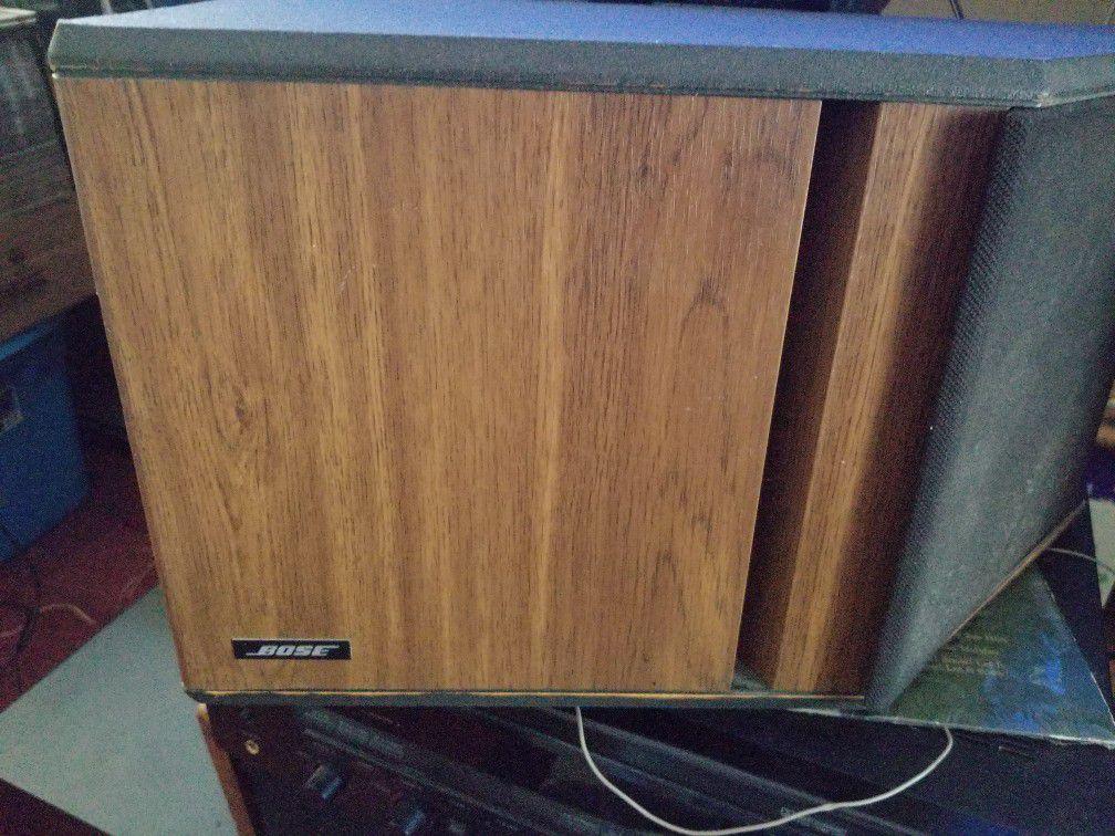 Vintage Bose 4.2 Surround Sound Speakers. $150 Pickup in Oakdale