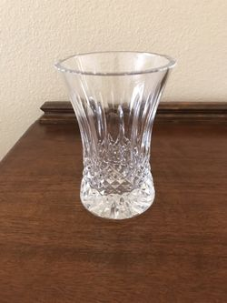 Waterford Crystal Bowl And Vases Thumbnail