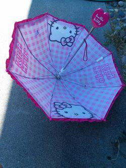 Small child's umbrella Thumbnail