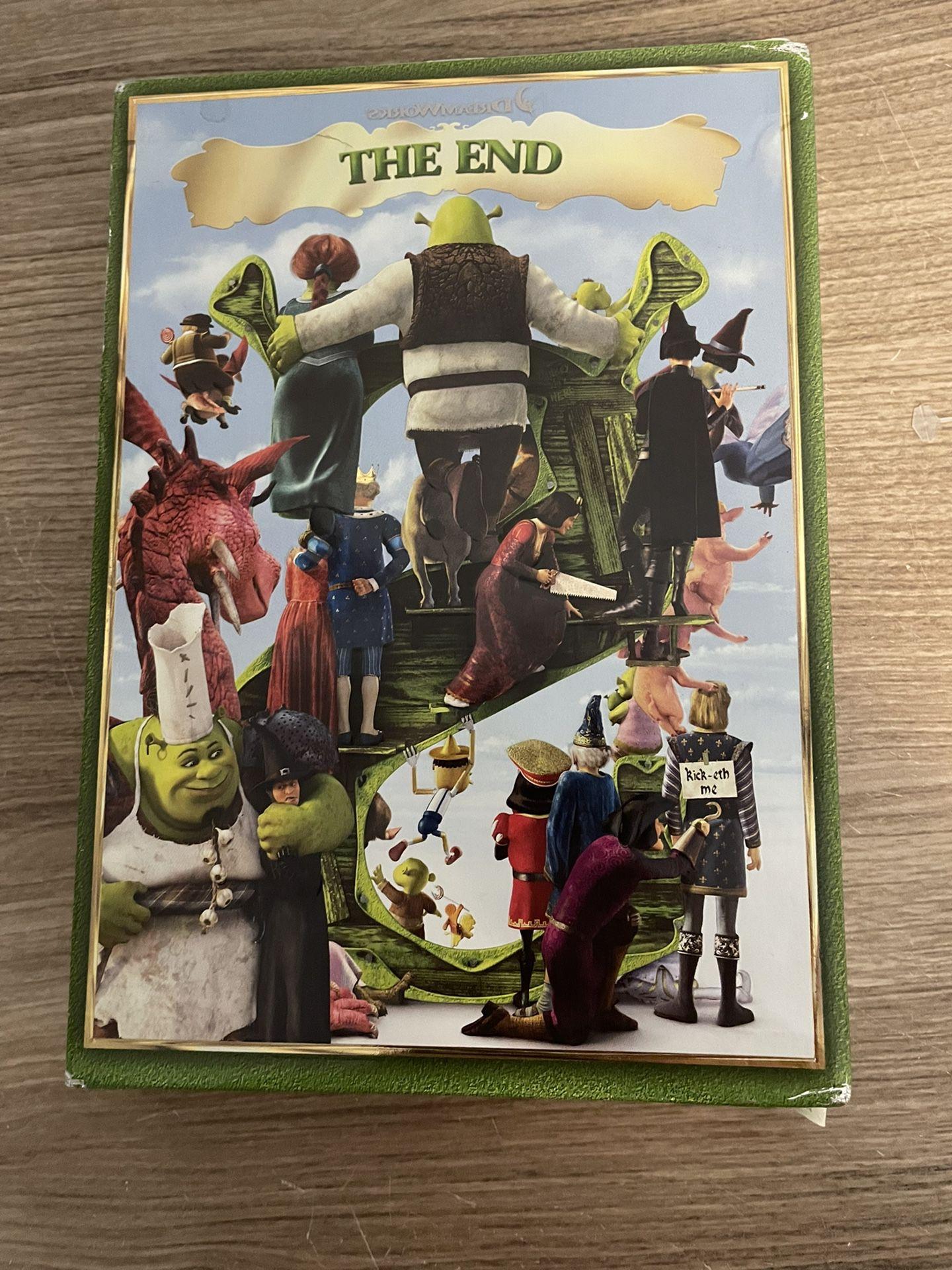 Shrek The Whole Story