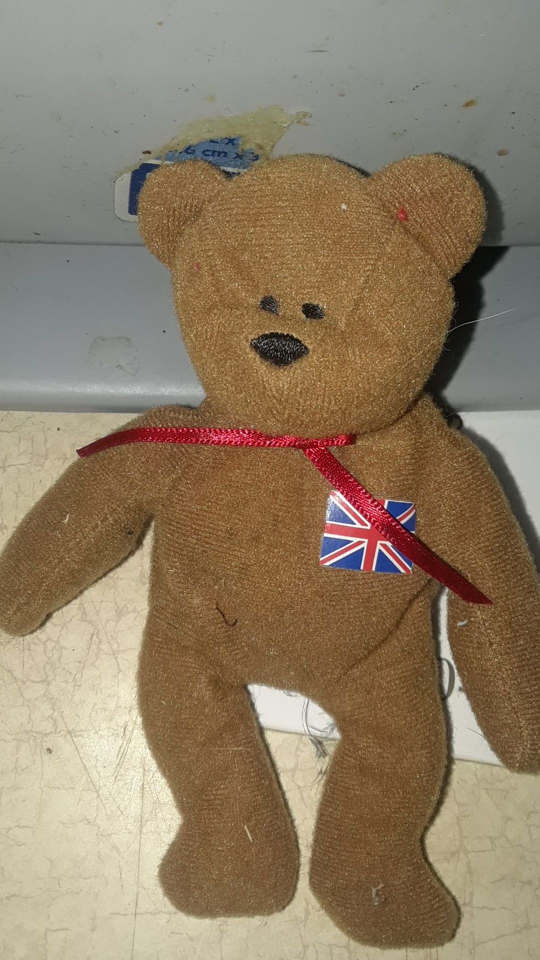 Ty collection bear
