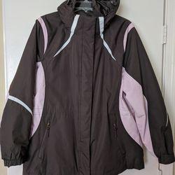 Woman's Columbia Double Jacket Thumbnail