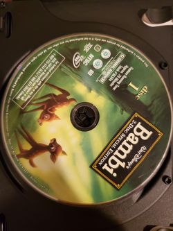 Movies on DVD: The muppets take manhattan, shrek 2, bolt, madagascar, brother bear, bambi, naruto legend of the stone of gelel Thumbnail