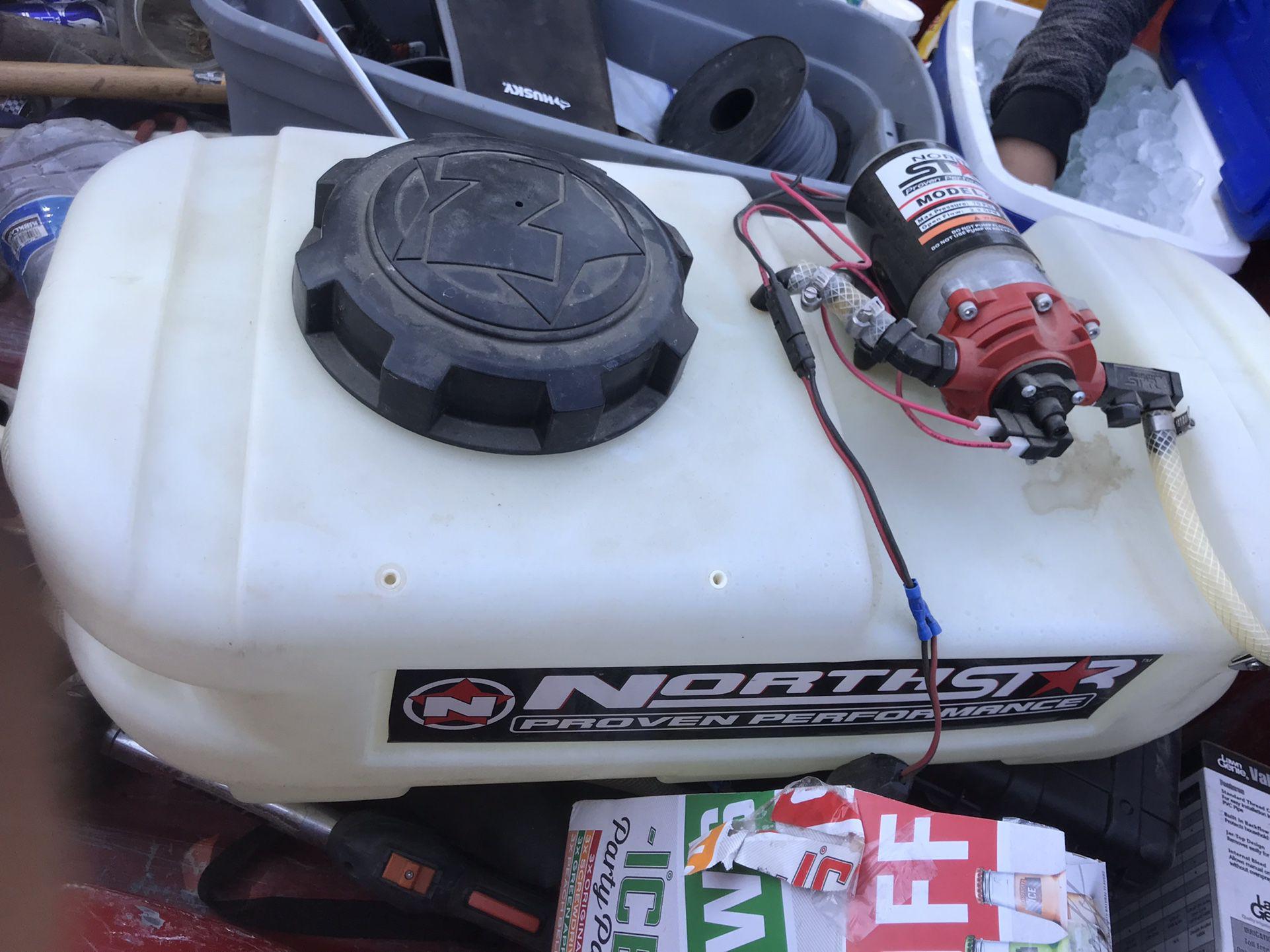 North Star High Pressure Sprayer