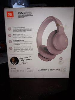 JBL E55BT QUINCY EDITION wireless over-ear Headphones Thumbnail