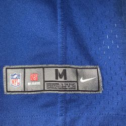 Nike On Field Indianapolis Colts Andrew Luck NFL Jersey Youth Kids SZ M Blue Thumbnail