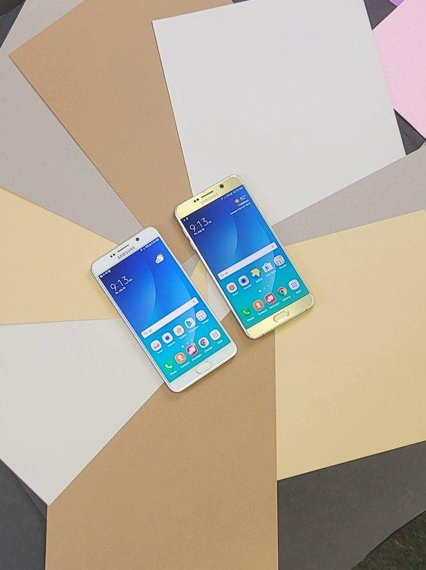 Nuevo perfecto Samsung Galaxy Note 5 liberado para todas las empresas de transporte del mundo