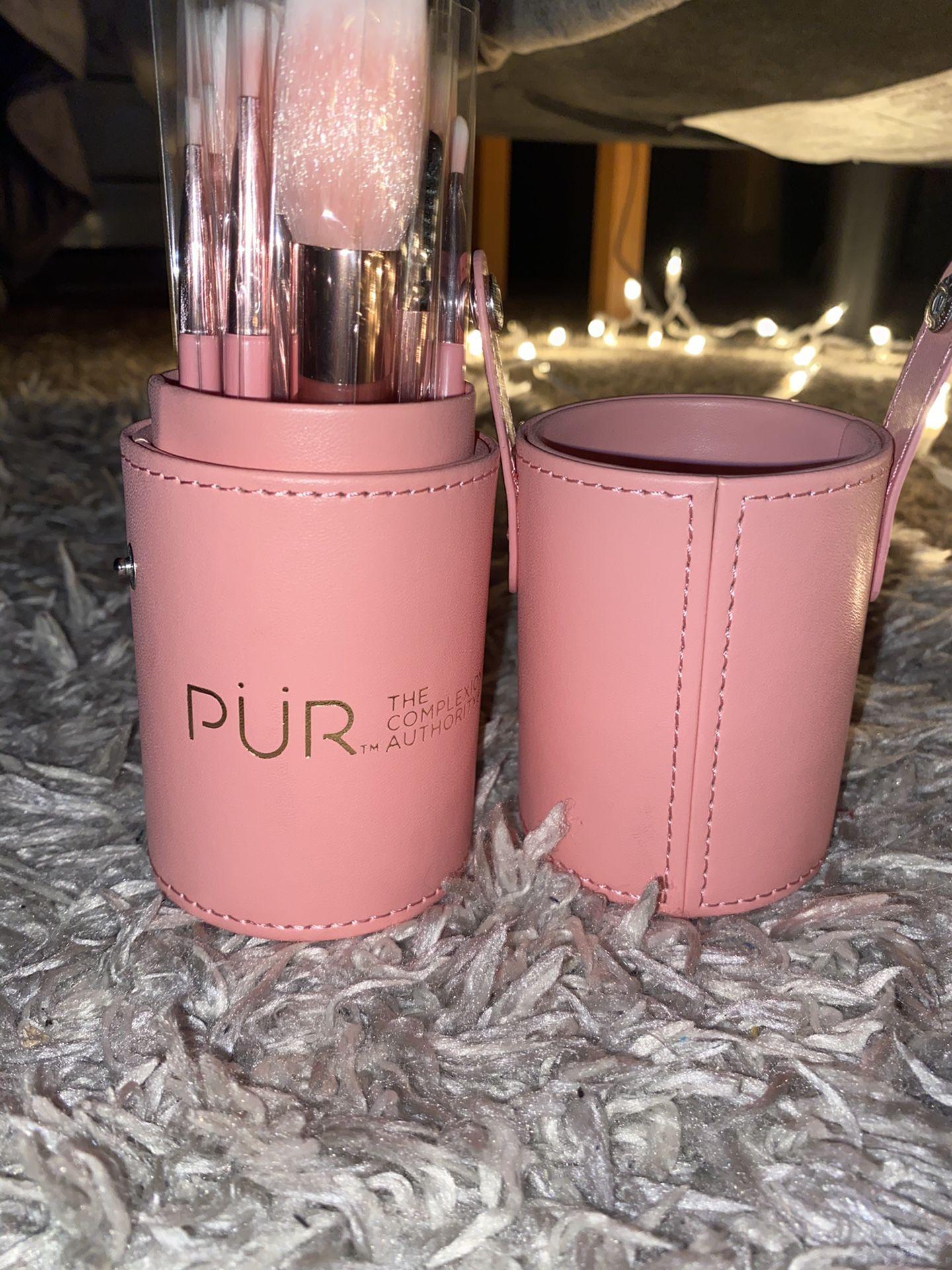 Pür cosmetic brushes