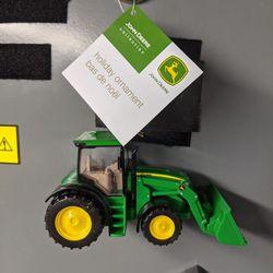 John Deere Tractor Ornamert Thumbnail