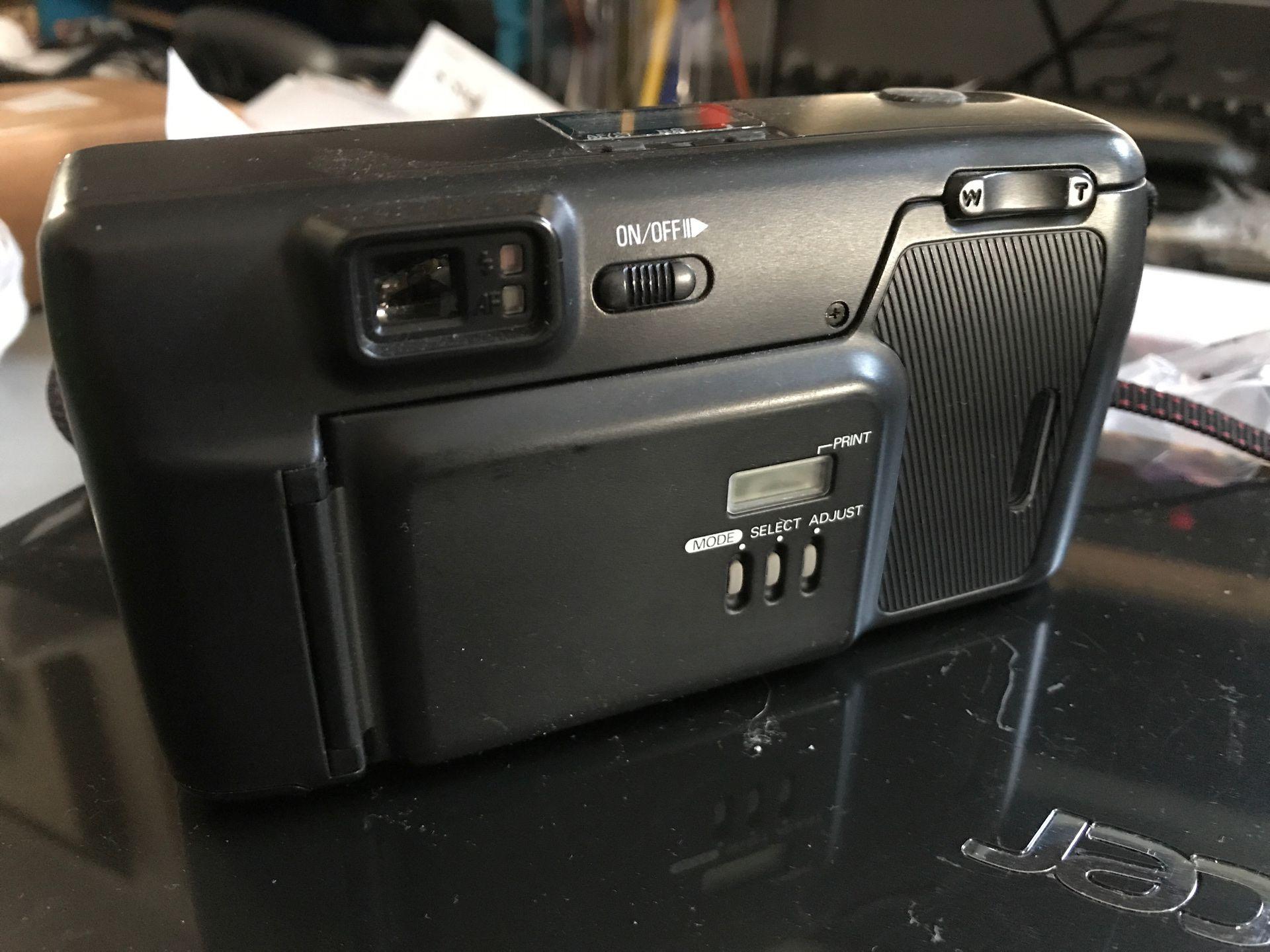 Nikon Zoom Touch 400 film Camera
