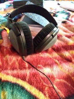 Sennheiser HD500 A Over Ear Wired Headphones Thumbnail