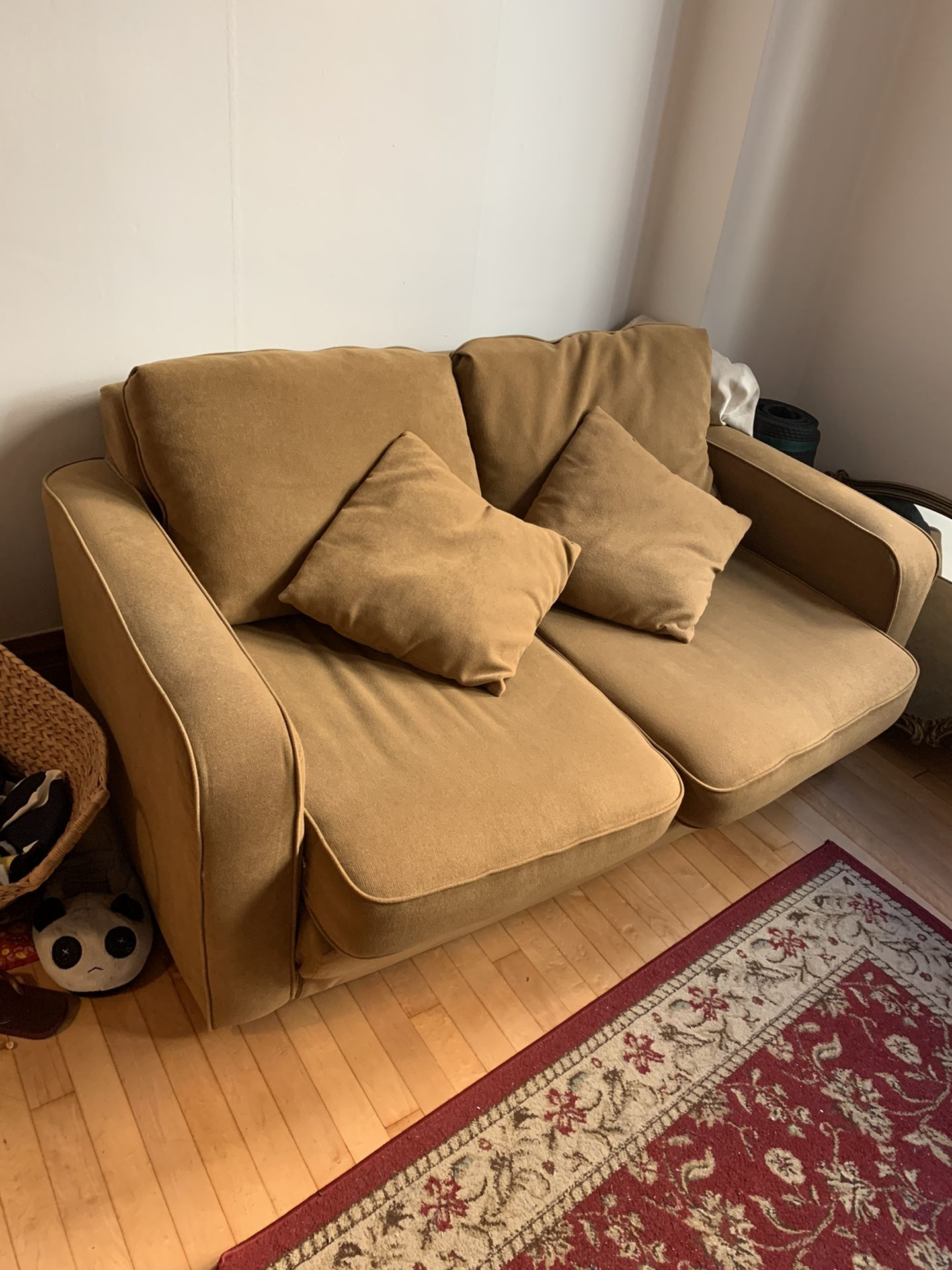 Fold-out Sofa Bed