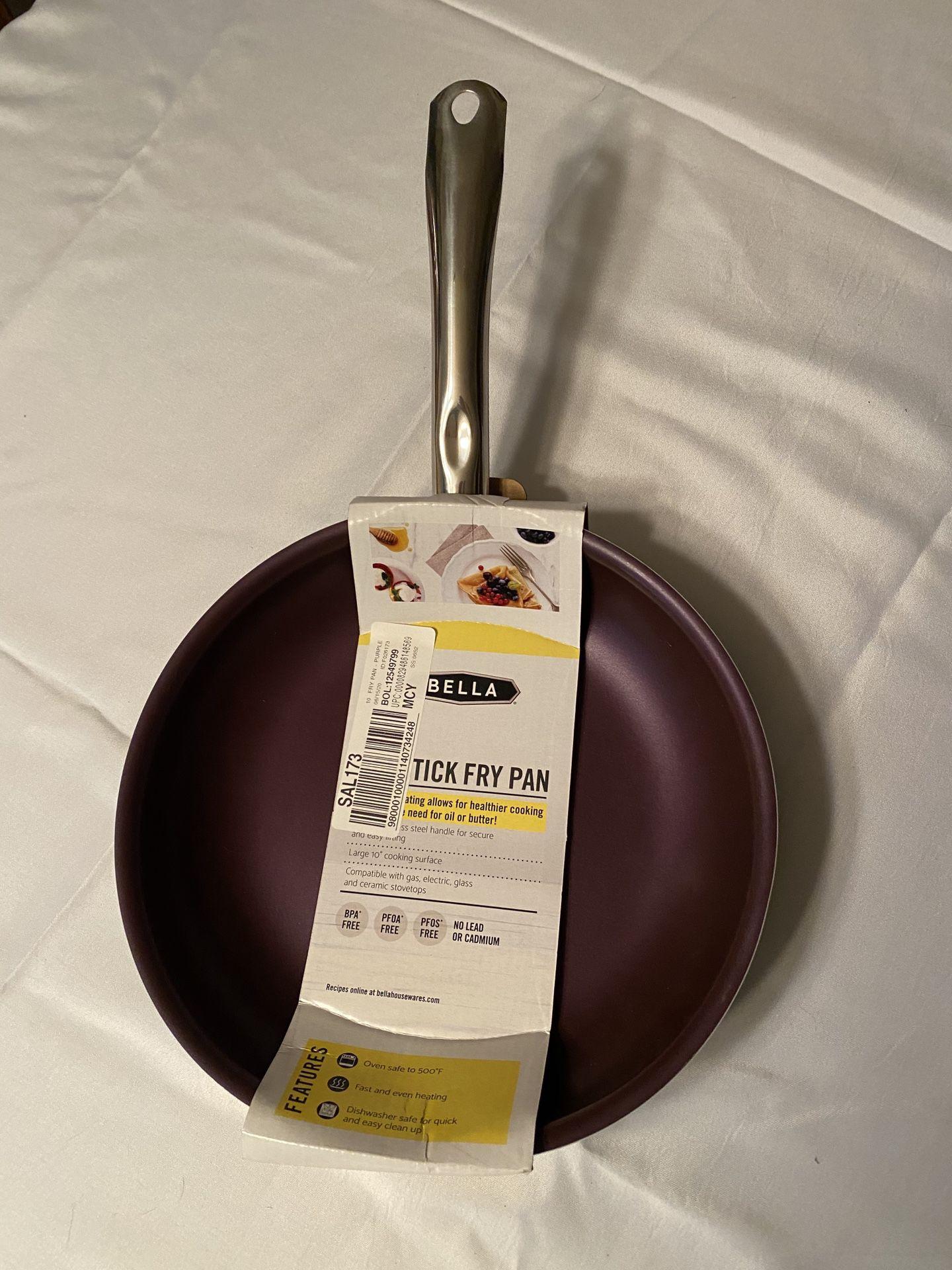 "Bella 10"" NonStick Fry Pan"