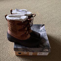 North Face Snow Boots Thumbnail