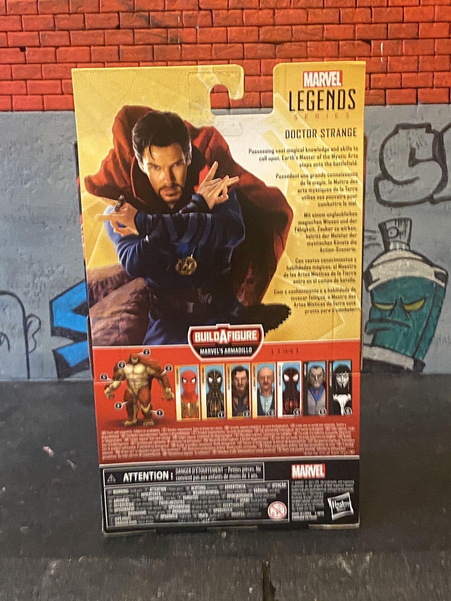 2022 Hasbro Marvel Legends Spider-Man No Way Home Dr. Strange