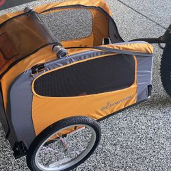 Schwinn Pet Bike Trailer Thumbnail
