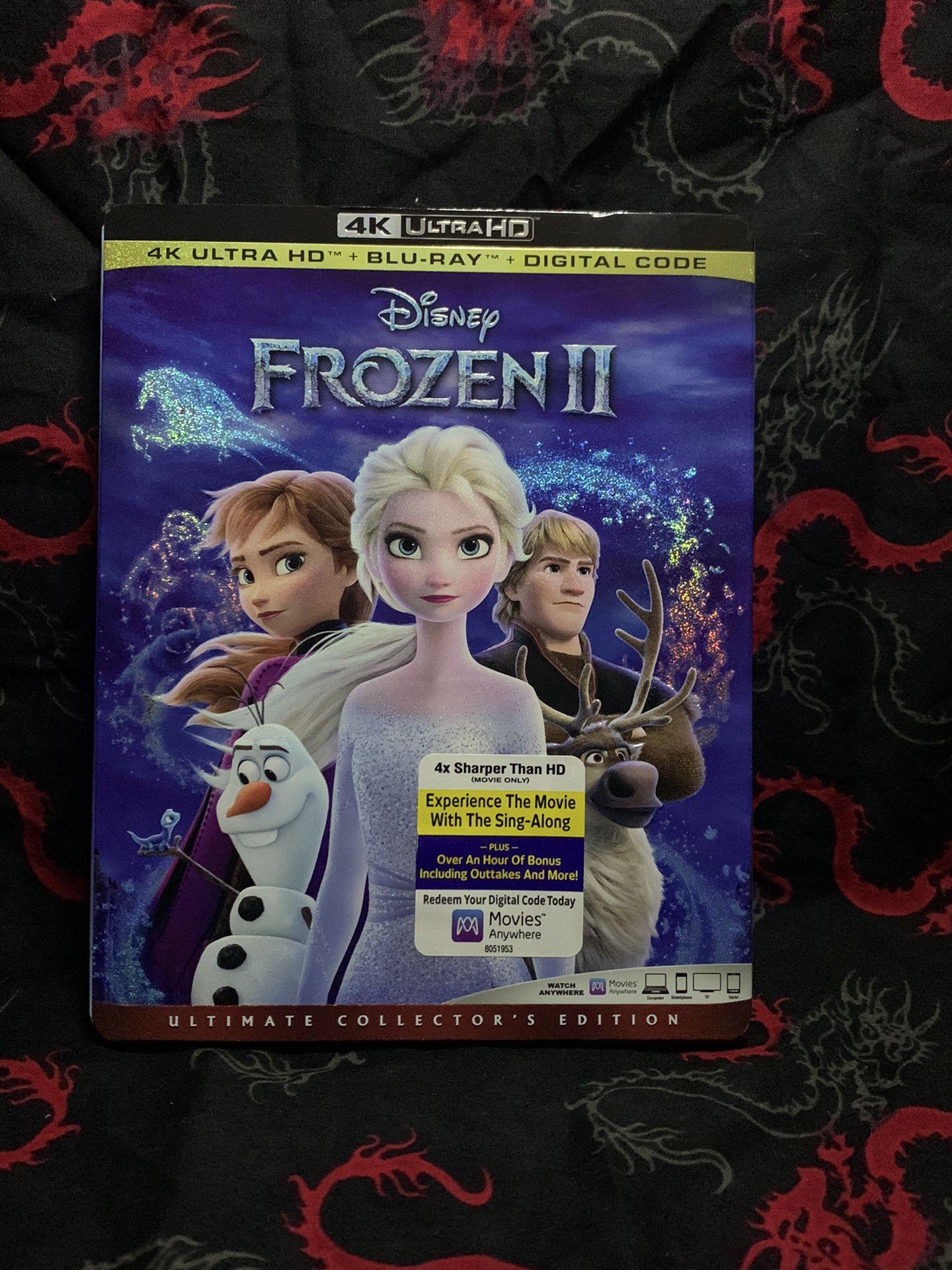 Frozen 2 4k