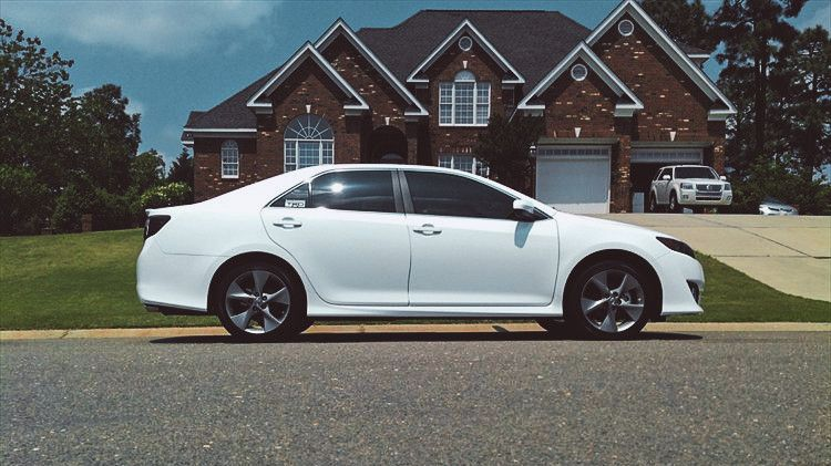 Awesome 2012 Toyota Camry Clean FWDWheels