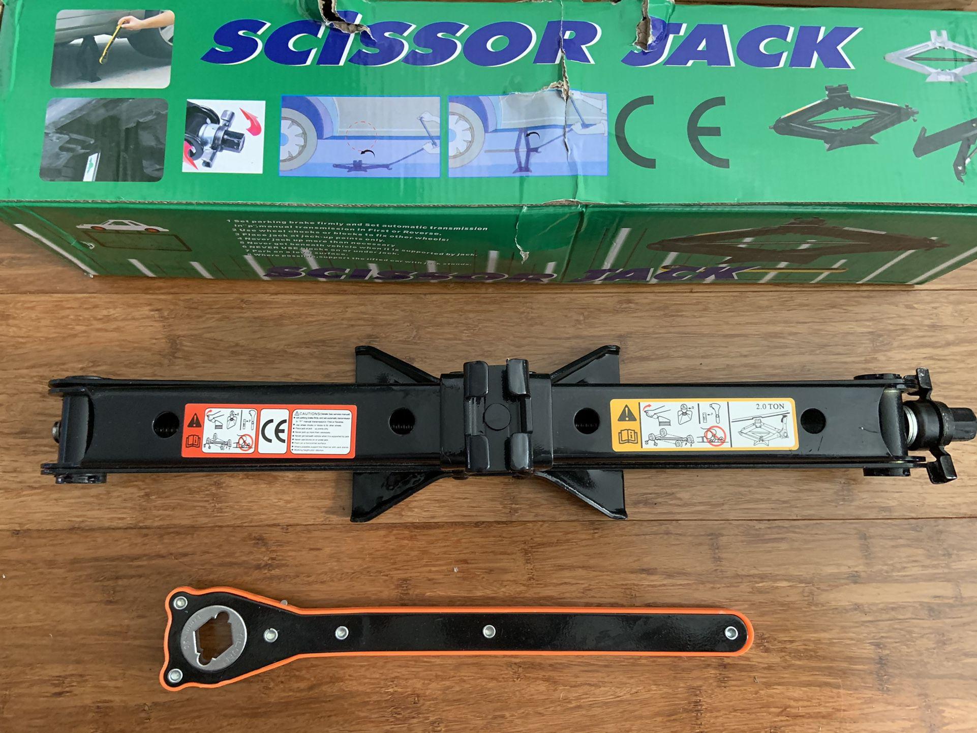 Car Scissor Jack