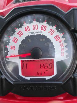 Polaris Sportsman 850cc 4x4 Automatica  Thumbnail
