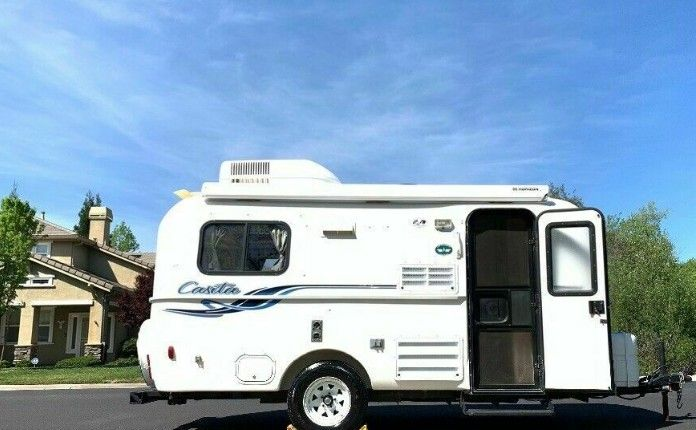 For Sale Today 2004 Casita Nomad 18 Foot Travel Trailer