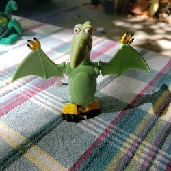1987 Pterri Pterodactyl Matchbox Action Figure Pee-Wee's Playhouse  Thumbnail