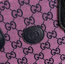 G UCCI Pink Tote  Thumbnail