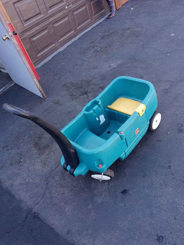 Little Tikes Push Car $25