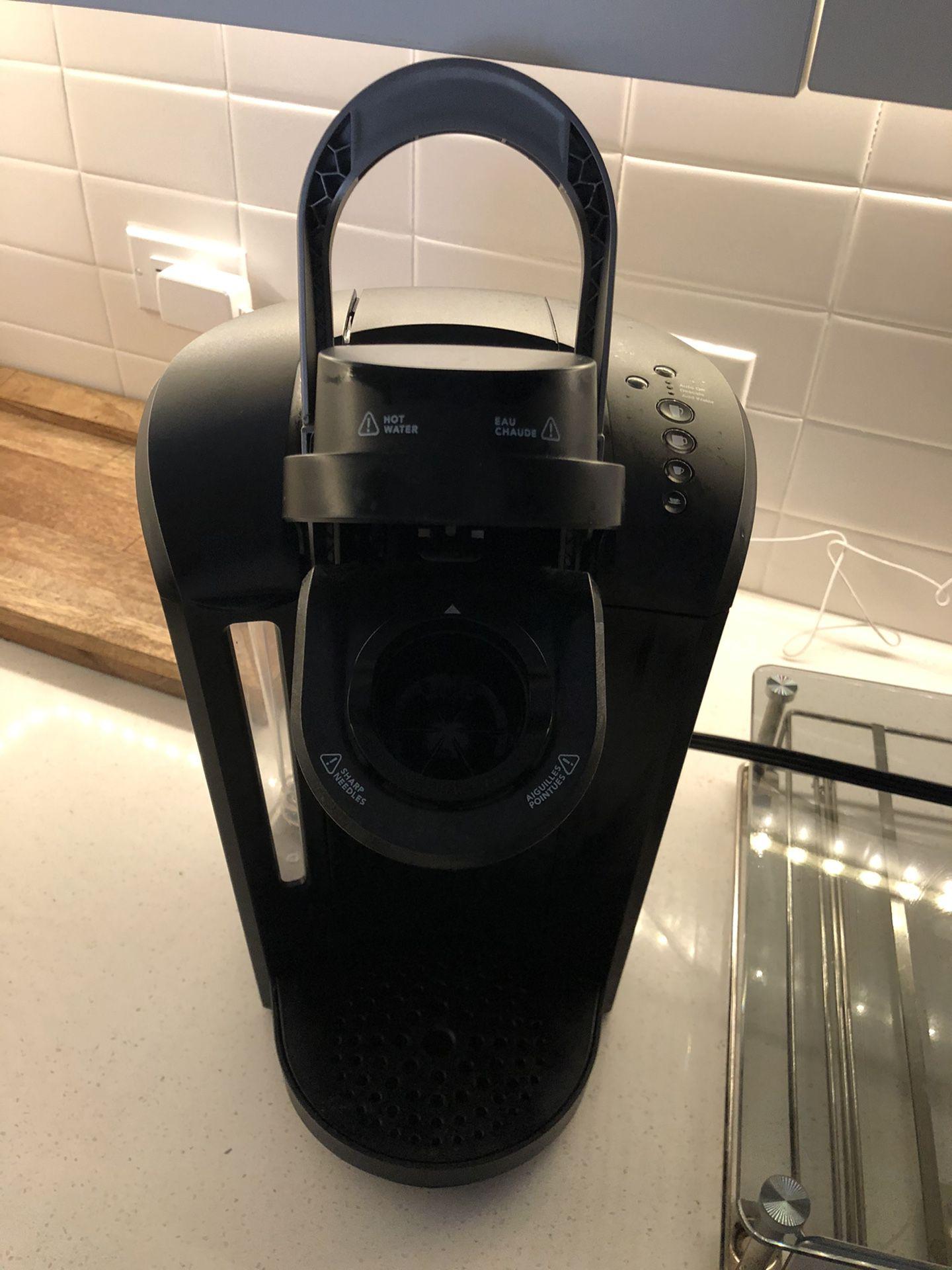Keurig and coffee holder